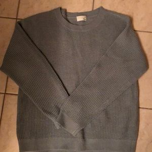 Wilfred Isabelli Sweather -size M - sage green
